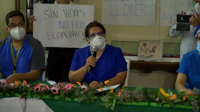 Médicos hondureños piden cierre inmediato de economía por COVID-19