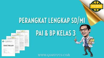 selamat berjumpa di ringkasan download perangkat PAI  Lengkap Perangkat Pembelajaran PAI SD/MI Kelas 3 K13 Revisi Terbaru