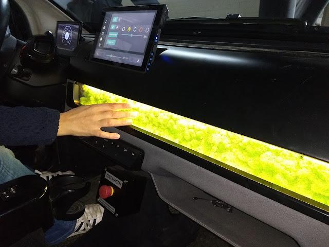 A Mulher do 31 test drive Sion da Sono Motors