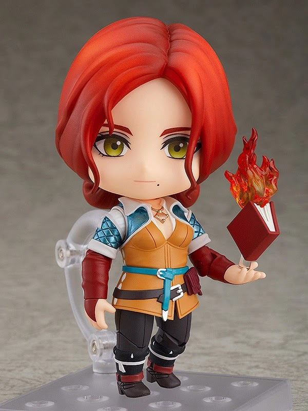 "Figuras: Nendoroid Triss Merigold de ""The Witcher 3: Wild Hunt"" - Good Smile Company"