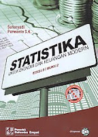 Judul Buku : Statistika Untuk Ekonomi Dan Keuangan Modern Edisi 3 Buku 2 Disertai CD Suplemen