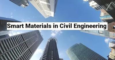 Smart Materials in Civil Engineering Seminar Report