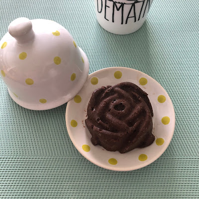 Gâteau choco-noisette sans cuisson