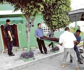 Matan a interno dentro de centro de rehabilitación en Cordoba Veracruz