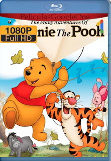 Las Aventuras De Winnie Pooh[1977] [1080p BRrip] [Latino- Ingles] [GoogleDrive] LaChapelHD