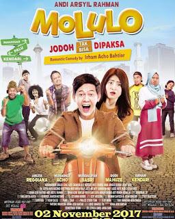 Download Film Molulo: Jodoh Tak Bisa Dipaksa (2017) WEB-DL