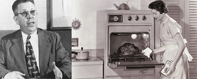 Percy Spencer Microwave Oven Inventor