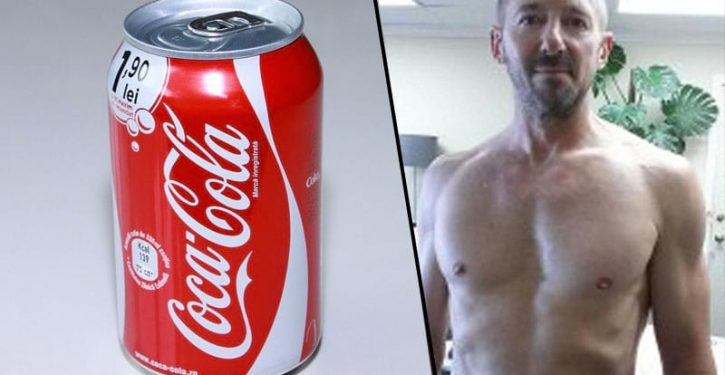 Drink Coke For A Month