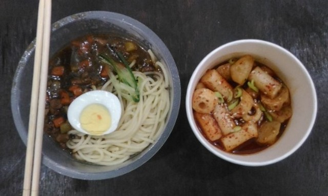 Wisata Kuliner Probolinggo - Ragam menu Korea