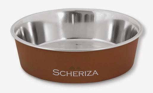 Nowe miski marki Scheriza dla psów i kotów