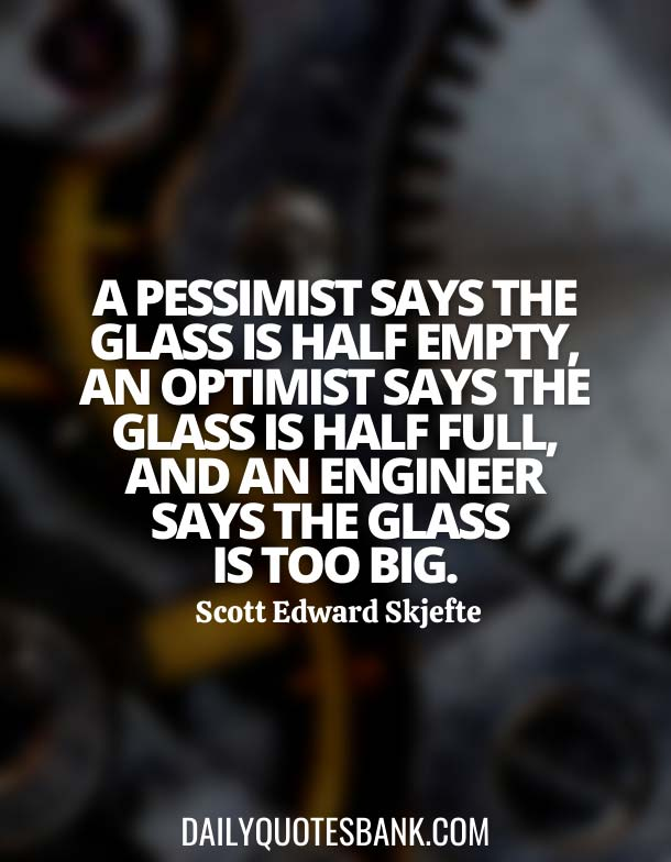Inspirational Quotes About Engineering