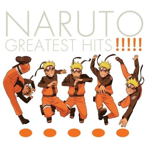 V.A. - NARUTO GREATEST HITS!!!!! rar