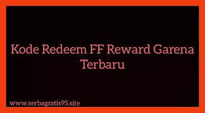 Kode redeem ff reward arena