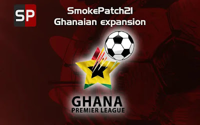 Ghanaian league pes21