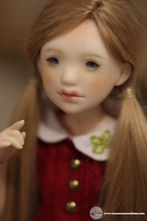 Merrydollround Strawberry Mousse