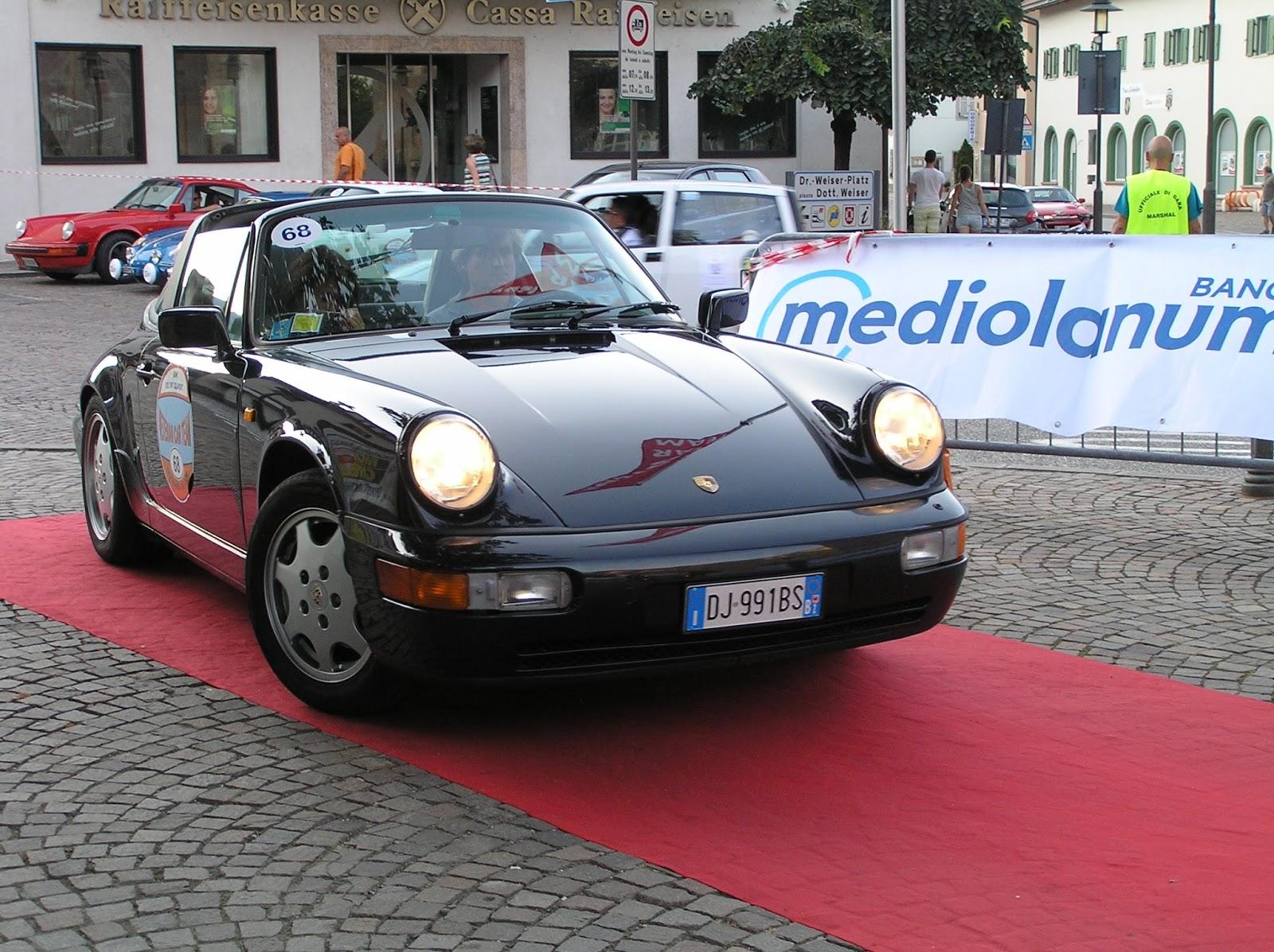 Automotovintage - Milleitinerari: Le Porsche tornano al ...