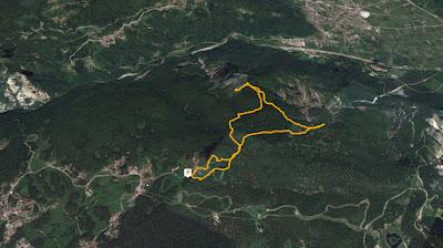 GPS Monte Cimon