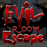 TollFreeGames Evil Room Escape Walkthrough