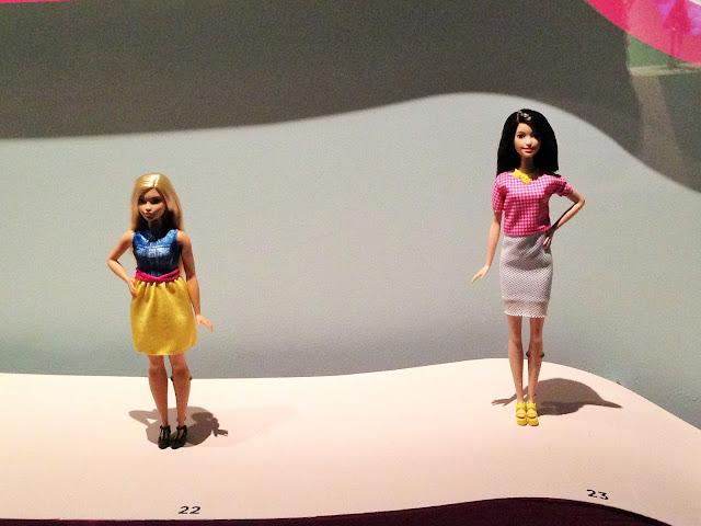 Exposition Barbie au musée des arts décoratifs de Paris