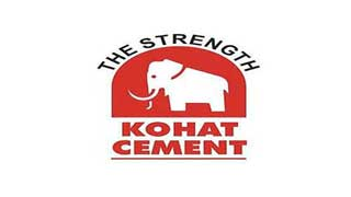 Kohat Cement Company Ltd KCCL logo
