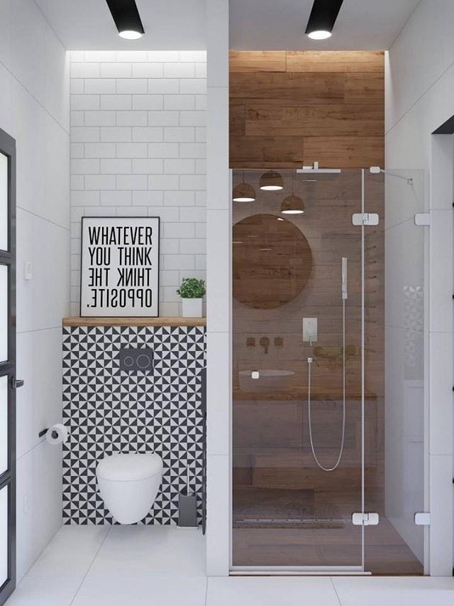 صور تصاميم ديكورات حمامات مودرن
