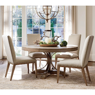 tommy bahama cypress point dining room at Baers furniture