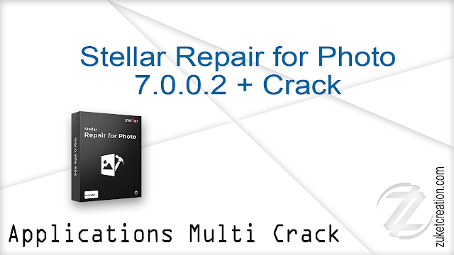 Stellar Repair for Photo 7.0.0.2 + Crack