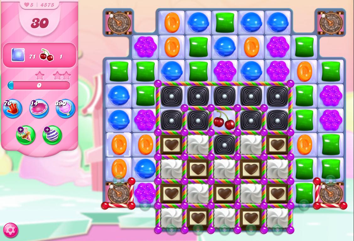 Candy Crush Saga level 4575