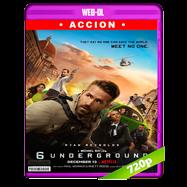 Escuadrón 6 (2019) NF WEB-DL 720p Latino