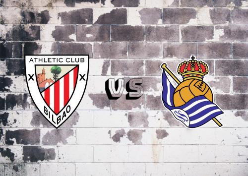 Athletic Club vs Real Sociedad  Resumen