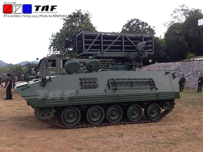 DTI-2 Pada APC Type-85
