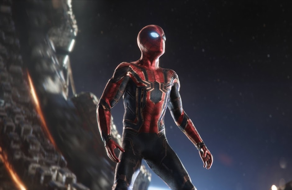 """""""Homem-Aranha: Longe do Lar"""""""