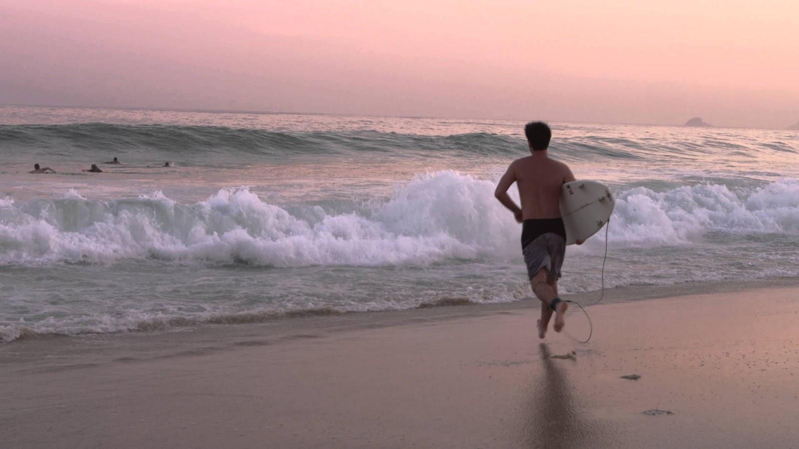 por que corren los surfistas