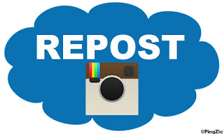 Cara Mudah Repost Foto dan Video Instagram