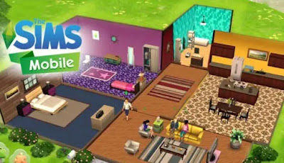 The Sims per Android e iPhone