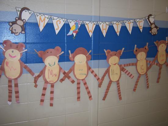 Kinder Garden: Chalk Talk: A Kindergarten Blog: Mrs. White's First Grade