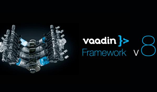 vaadin framework v8