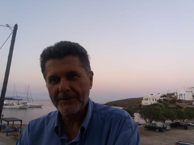 Κώστας  Τσαπραλής ο νέος δημοτικός σύμβουλος της ΑΛΛΗΣ ΠΡΟΤΑΣΗΣ