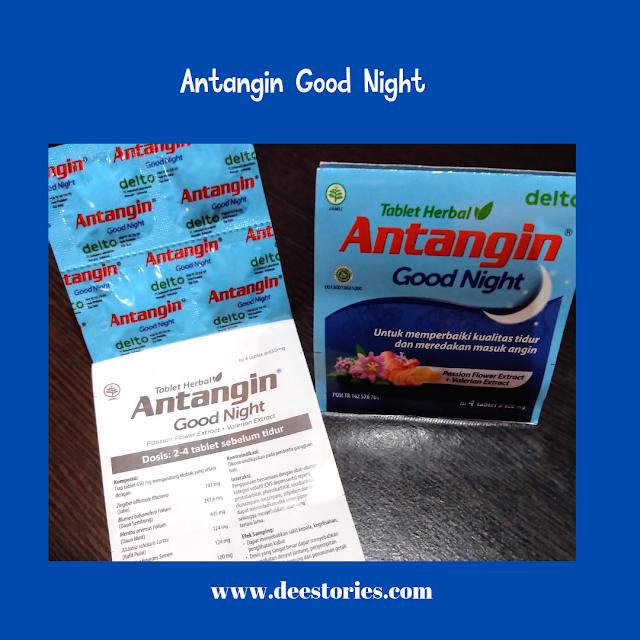 Antangin Good Night