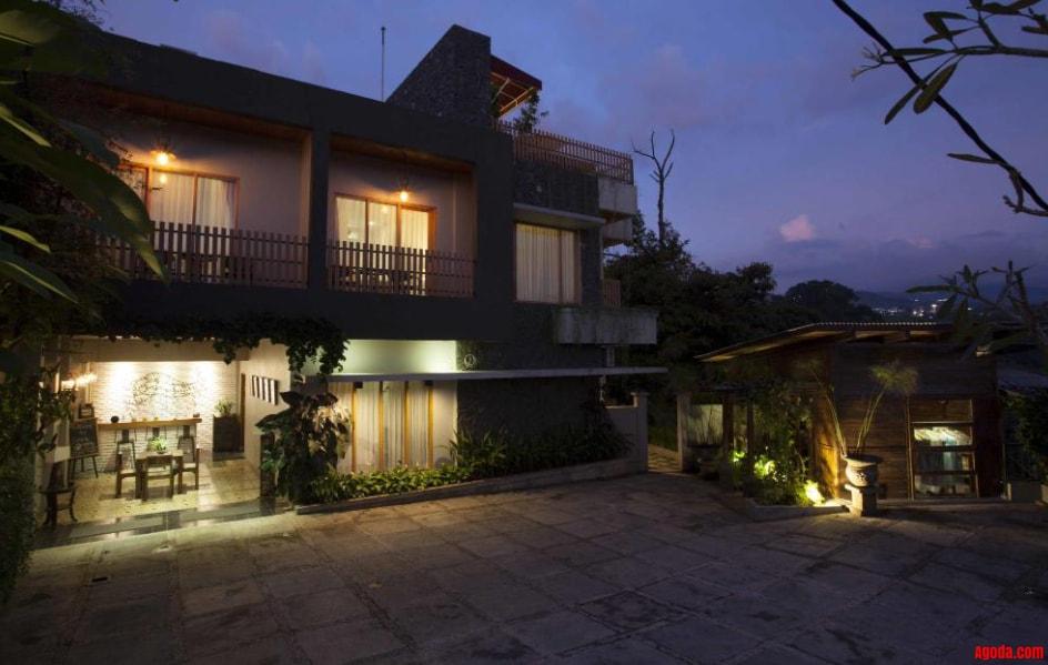 4 Villa dengan Desain Estetik di Kota Bandung, Dijamin Bikin Kamu Betah!