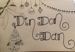 ilustraciones lola mento, lola mento, lola mento navidad, lolamento navidad, saludo navideño, tarjeta navidad