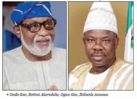 APC Lifts Suspension Of Akeredolu, Amosun, Okorocha, Usani Uguru, Osita Okechukwu