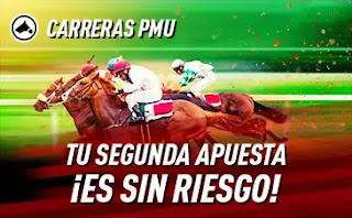 sportium promo caballos sin riesgo hasta 18-4-2021