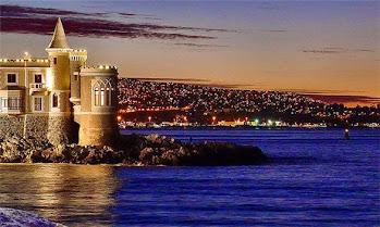 Castillo Wulff (Wullff Castle), Viña del Mar, Chile
