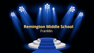 Remington Middle School featured in MAEA virtual art exhibit