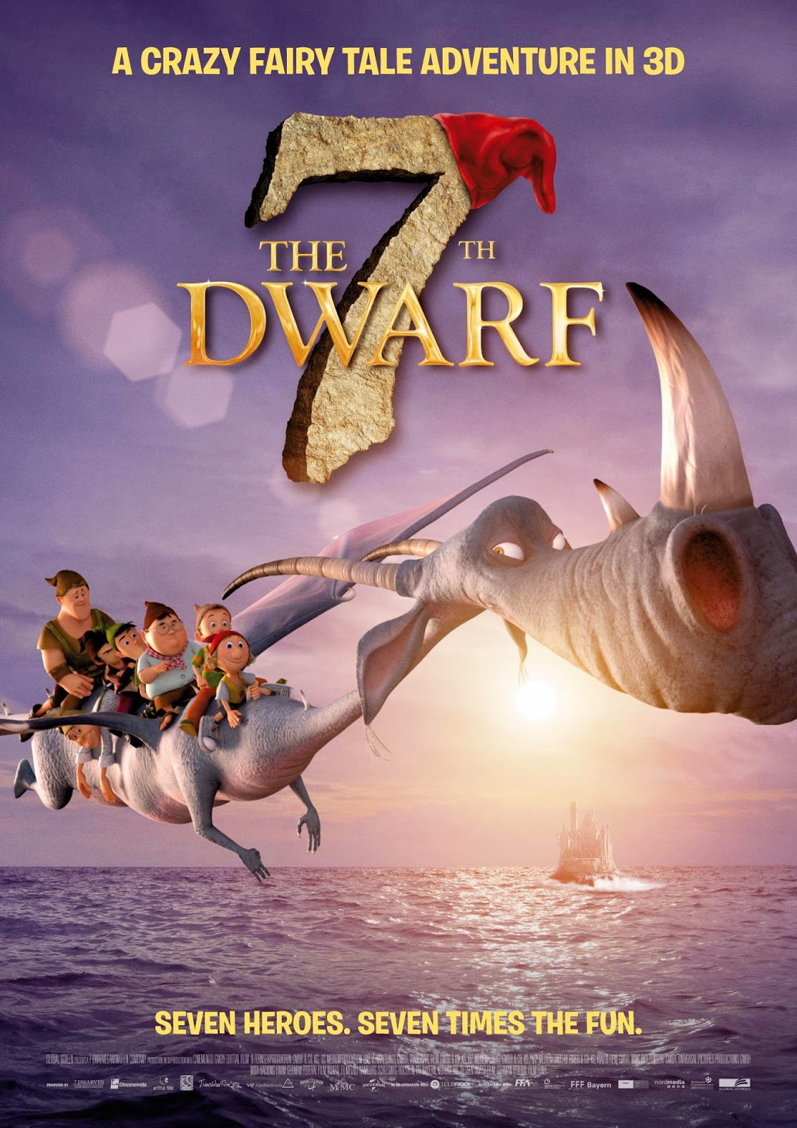 The 7th Dwarf 2014