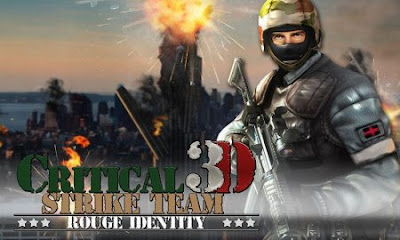 Critical Strike Team 3D  (Hack Money) Mod Apk for Android