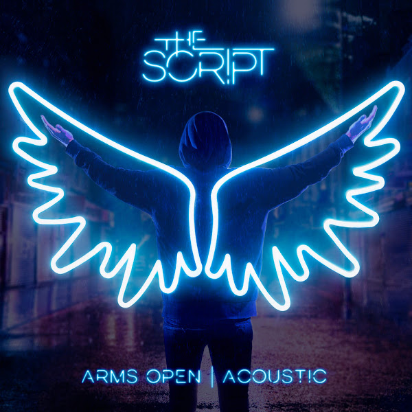 The Script - Arms Open (Acoustic Version) - Single Cover