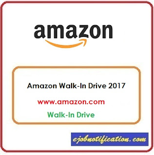 Amazon Walk-In Drive Freshers Customer Service Associate Jobs in Hyderabad 17th-20th Oct'2017