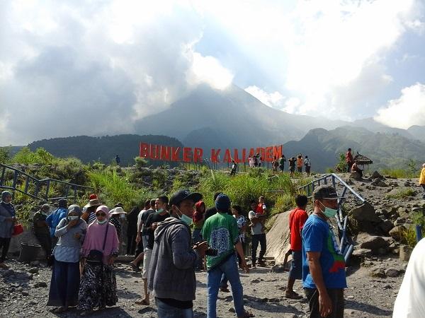 Bunker Kaliadem Cangkringan Jogjakarta - Tanen Adventure